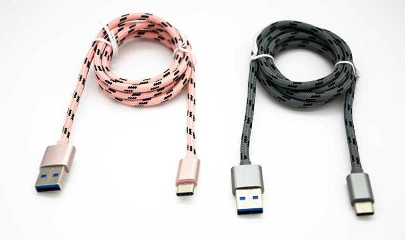 USB3.1 Type-C 数据线Macbook乐1魅族Pro5米4CZ1 1