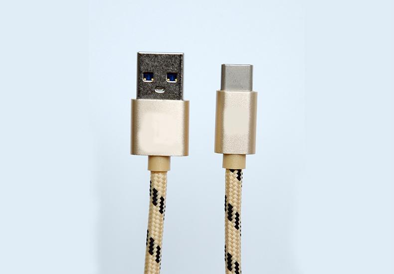 USB3.1 Type-C 数据线Macbook乐1魅族Pro5米4CZ1 2