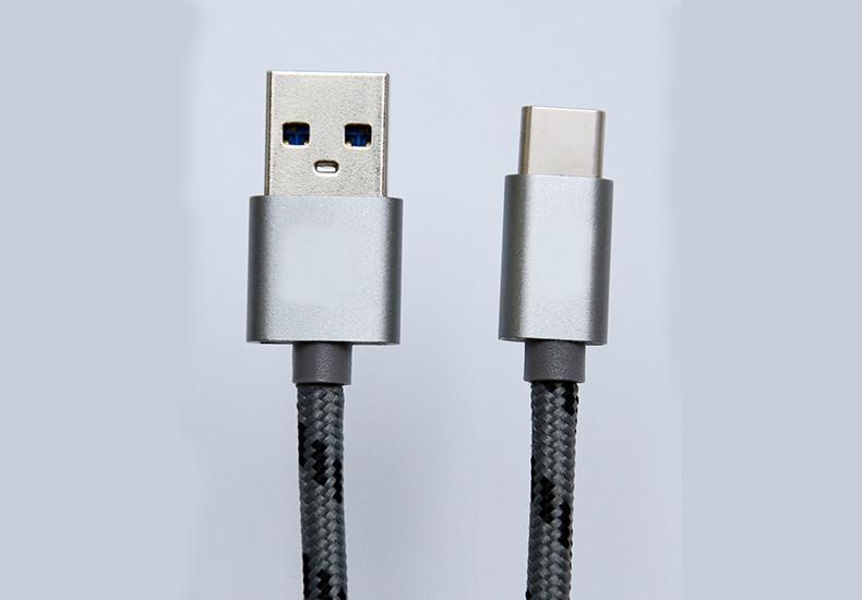 USB3.1 Type-C 數據線Macbook樂1魅族Pro5米4CZ1 3