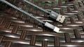 Cavo USB C a USB 3.0 Ain Nylon IZUKU  per SamsungGalaxyS8, Huawei  ecc. 4