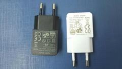 JHD-AP006E-050100BB-A  5V1A USB charger