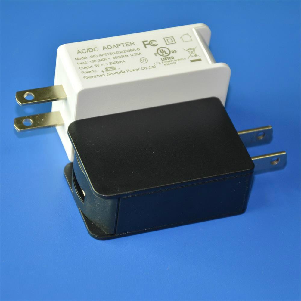 UL CE GS认证USB电源适配器5V2A 1