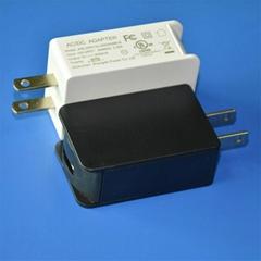 UL CE GS認証USB電源適配器5V2A