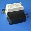 UL CE GS认证USB电源适配器5V2A 3