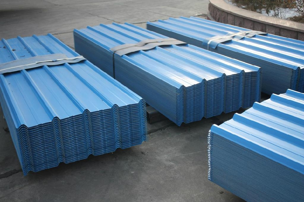 Corrugated Steel Roofing Sheet 5