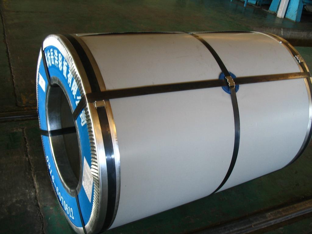 Spangle galvanized steel coil 1