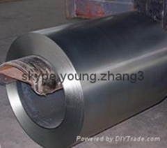 Hot dip dipped galvanized steel coil