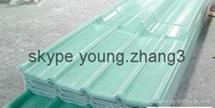 Accra Lagos house roofing sheet from China/Chinese steel profile corrugated roof