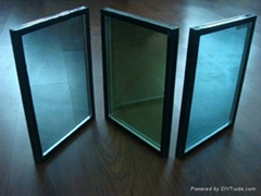 Low-e Glass Heat Clear Coated Insulated Glass