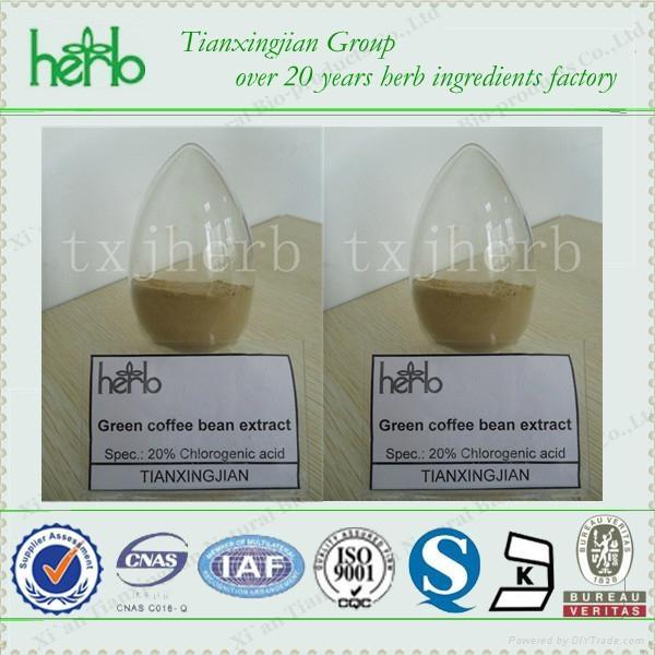Green Coffee Bean Extract cas 327-97-9 1