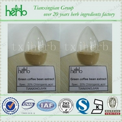 Green Coffee Bean Extract cas 327-97-9