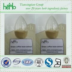 Green Coffee Bean Extract cas 327-97-9