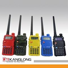 est Selling Radio!! professional walkie talkie 128ch 5 colors UV walkie talkies
