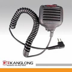 Handheld Speaker Microphone for two way radio