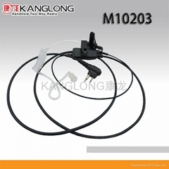 acoustic Tube earphone for motorola