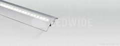 Aluminum LED Profile for LED Strips Lighting