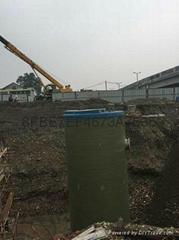 一体化预制泵站|南京光绿品牌