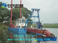 importer exporter 1200m3/hr cutter suction dredger for sale