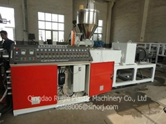 PVC Artificial Marble Decorative Board Production Line