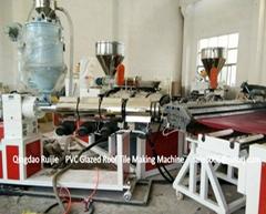 PVC Synthetic Resin Til