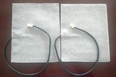 Car seat inner heating pad