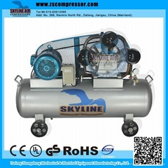 Industrial Portable Electrical Piston Air Compressor