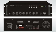 5 zones mixer amplifier. Rated power 620W(Y-650F)