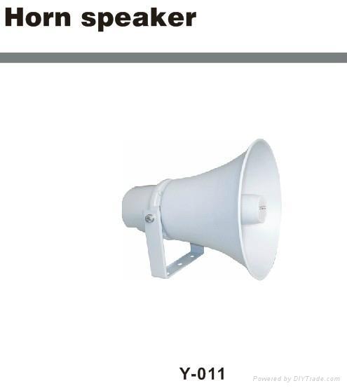 horn speaker 1