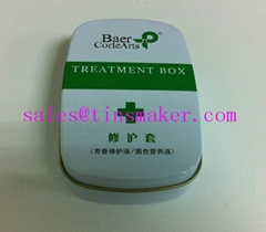 band-aid tin  box