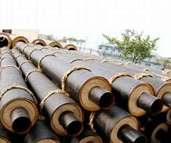 滄州鋼套鋼保溫鋼管