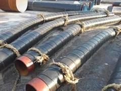 環氧煤瀝青防腐鋼管博光防腐層厚度分析
