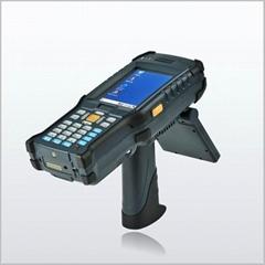 7-12m Long Range UHF RFID Handheld Reader WinCE