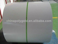 Hot dipped ga  anized steel coils