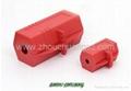 安全防护洲创ZC-D41、 电器插头锁电器安全锁具厂家直销锁具批发 2