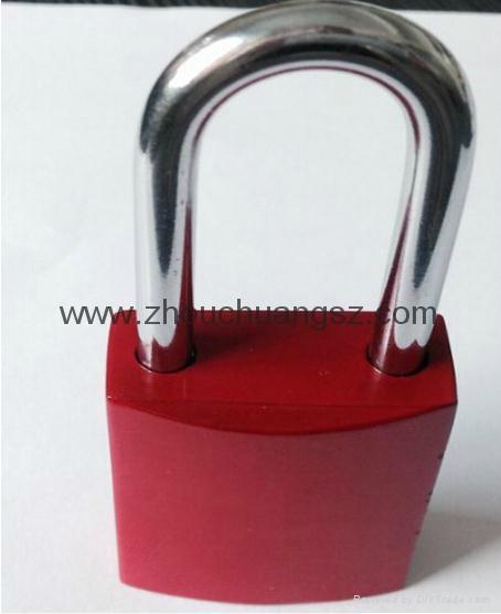 ZC-G61  不鏽鋼鎖梁鋁挂鎖 4