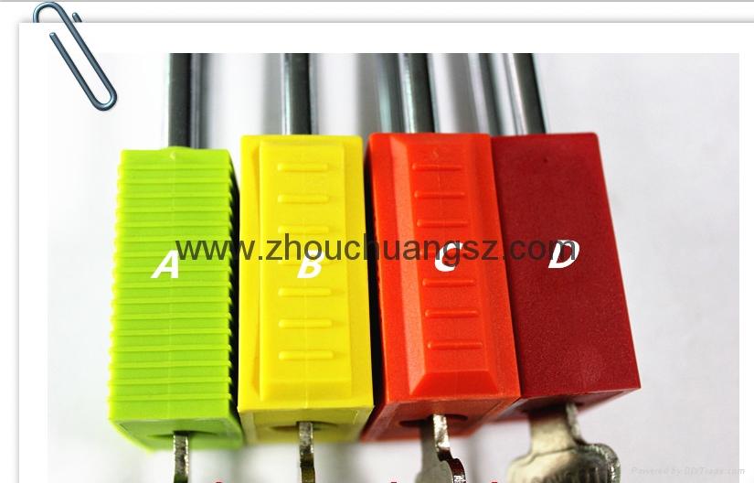 ZC-G01 38mm剛材質鎖梁工業安全挂鎖 4