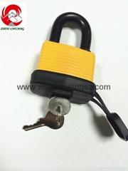 ZC-G60 Corrosion Resistant Laminated Padlock