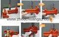 2014 新產品安全防護ZC-F01 萬用球閥鎖具,洲創萬用門閥鎖,安全鎖具OEM 5