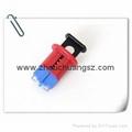 廠家直銷 ZC-D02 小型斷路器鎖,洲創微型斷路器鎖 2