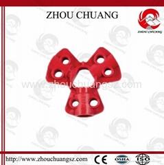 ZC-M01 Pneumatic Quick-disconnect Lockout / Pneumatic quick short-circuit lock