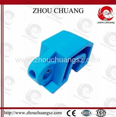 ZC-D06 PC Material Moulded Case Circuit Breaker Lockout