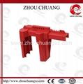ZC-F02 可調節閥門鎖,各