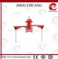 安全防護ZC-F32萬用球閥鎖具,洲創萬用門閥鎖,安全鎖具OEM 2