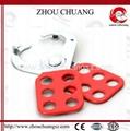ZC-K22 Economic Steel  Hasp Lockout
