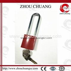 ZC-G61L 主鑰匙系統 鋁合金挂鎖