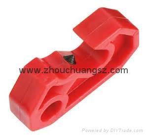 ZC-D08 廠家直銷紅色安全斷路器 5