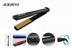 MHD competitive professional hair straightener flat iron with free shipping free