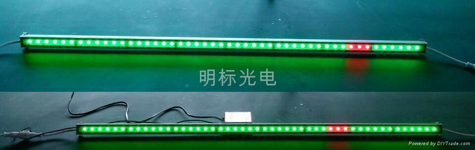 LED thin wall lamp 2