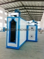 Tunnel Curing Oven for Powder Coating