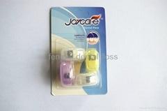 mini cute round shape dental floss for gift 10m